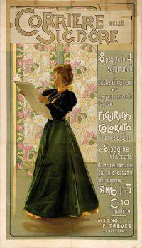 Corriere delle signore 1900
