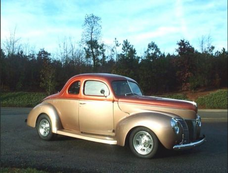 1940 gold deluxe!!!(spunky & the bandit)