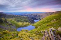 Most beautiful lakes in the Lake District England