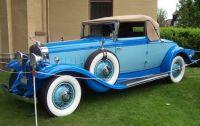 1931 Cadillac 365-A Fleetwood --