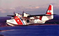 HU-16E from CGAS Cape Cod in flight