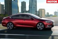 2018 Holden Commodore Road Car