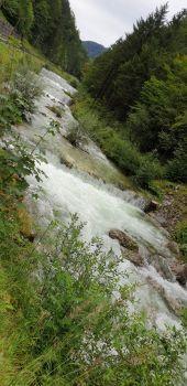 Wildwasser Langbathbach Salzkammergut