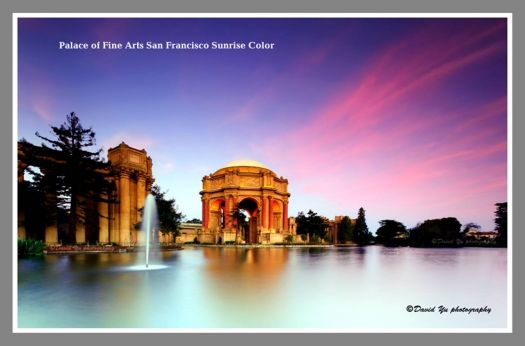 Palace of Fine Arts, by davidyuweb on flickr