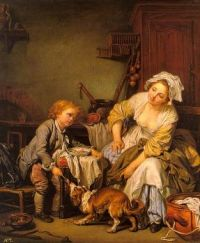 The Spoiled Child (1765)