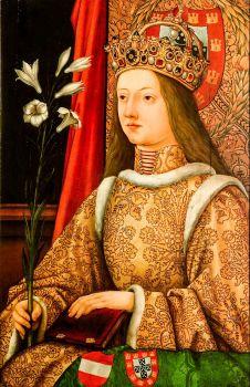 Eleanor of Portugal, Holy Roman Empress