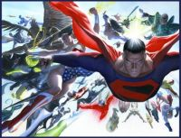 Kingdom Come by Alex Ross (DC Comics)