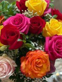 Birthday Roses 1