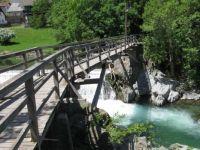 Hudičeva brv / Devil's Bridge, Škofja Loka, Slovenia