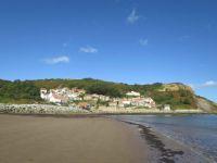 Runswick Bay, North Yorkshire