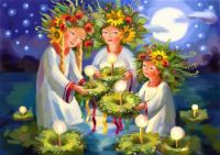 Blessed Summer Solstice!