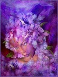 Orchid Goddess