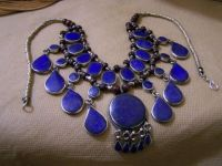 Lapis Lazuli Necklace - Afghanistan