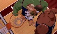 Lola Bunny goes for a dunk, part 1