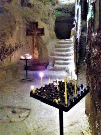 The Mountain Church Of Vardzia
