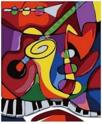 Music by Picasso