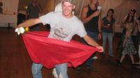 redneck wedding  (red What)