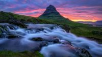 Magical Kirkjufell, Iceland