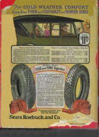 1927 Sears Roebuck Catalog