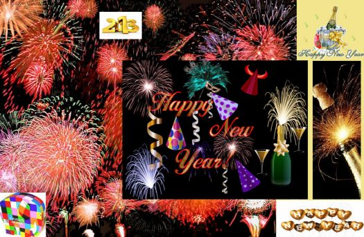 Happy New Year for all on Jigidi :-)