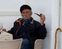 Man in Greece