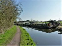 A cruise along the Staffordshire and Worcestershire Canal, Stourport to Great Haywood Junction (698)