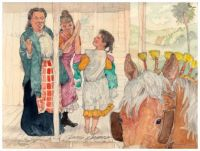 Where Did You Get All of These Things? ~ Jerry Pinkney