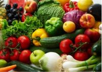 Eat More Fruit and Veg and stay healthy