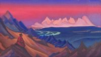 Song of Shambhala by Nicholas Roerich