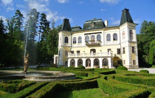 Slovakia, Betliar, manor-house