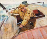 Christian Krohg (Norwegian, 1852–1925), Hardt Le