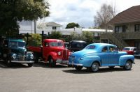 Lots of nice Fords