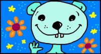 Kids' Puzzle: Hi Folks! ☺