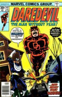 Daredevil Versus Bullseye