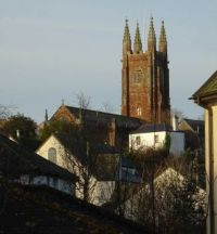Totnes parish church