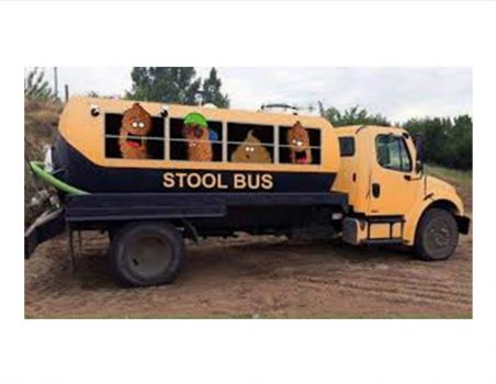Funny Septic Tank Truck #4