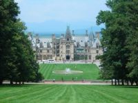 Biltmore House (from a distance)