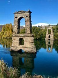 Remains of Old Bridge