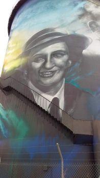 Tank art II, Hay NSW