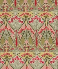 fabric Liberty art nouveau pink