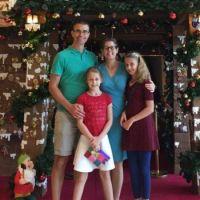 Our Daughter & Family in Bangkok