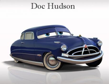 Disney Cars... Doc Hudson