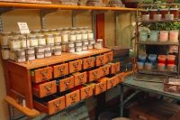 Card Catalog of candles
