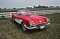 my old vette