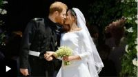 Prince Harry & Meghan  Married