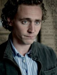 Tom Hiddleston, young and dreamy