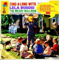 """Sing-a-long with Lela """"The Merry Mailman""""......"""