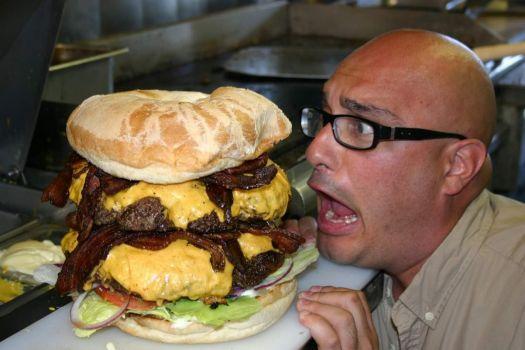 Big Food = Burgzilla
