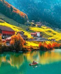 Krásný kraj...