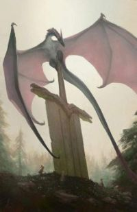 my gigantic sword